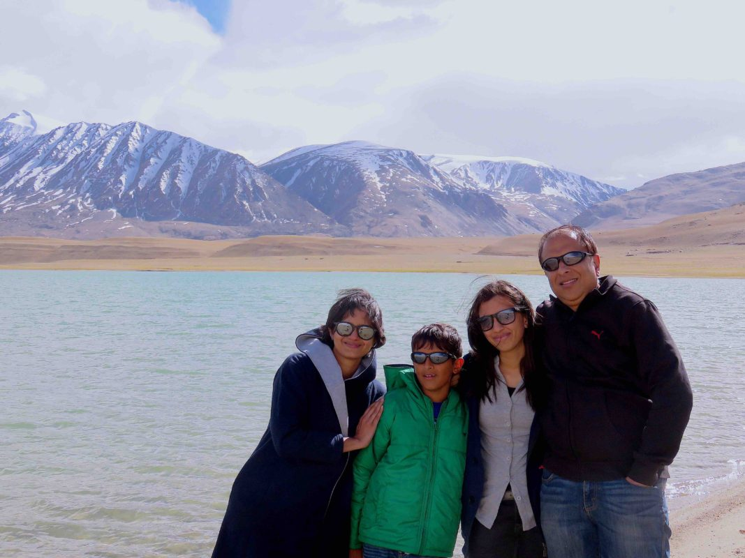 Sublime Ladakh Family Trip